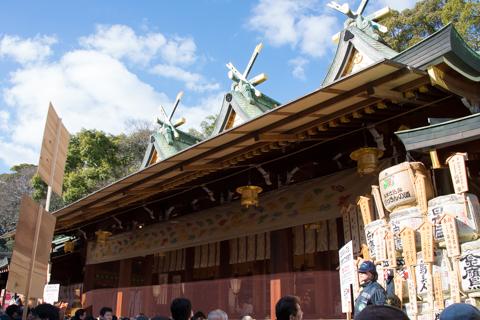 中 Nishinomiya shrine – Toka Ebisu