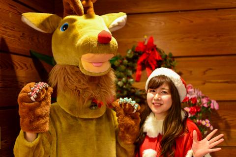 温泉旅館でクリスマス!!